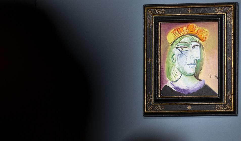 11 работ Пабло Пикассо продали за $108,9 млн