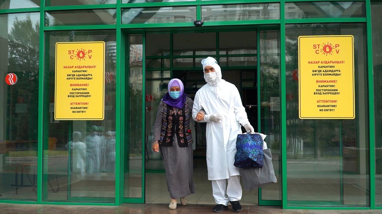 В Казахстане 1 954 человека выздоровели от коронавирусной инфекции