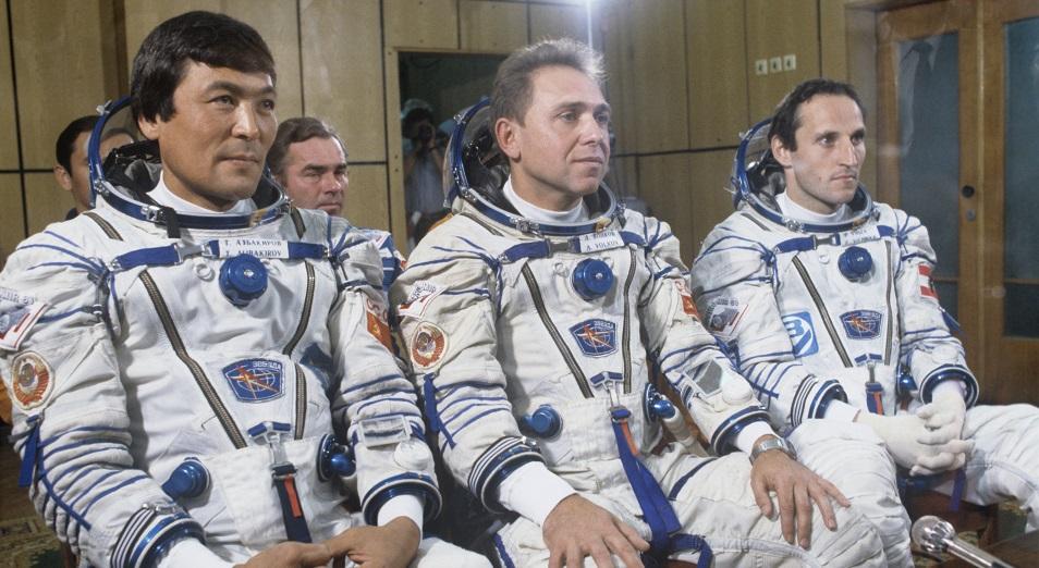 30 лет назад с Байконура полетел в космос первый казах-космонавт Токтар Аубакиров