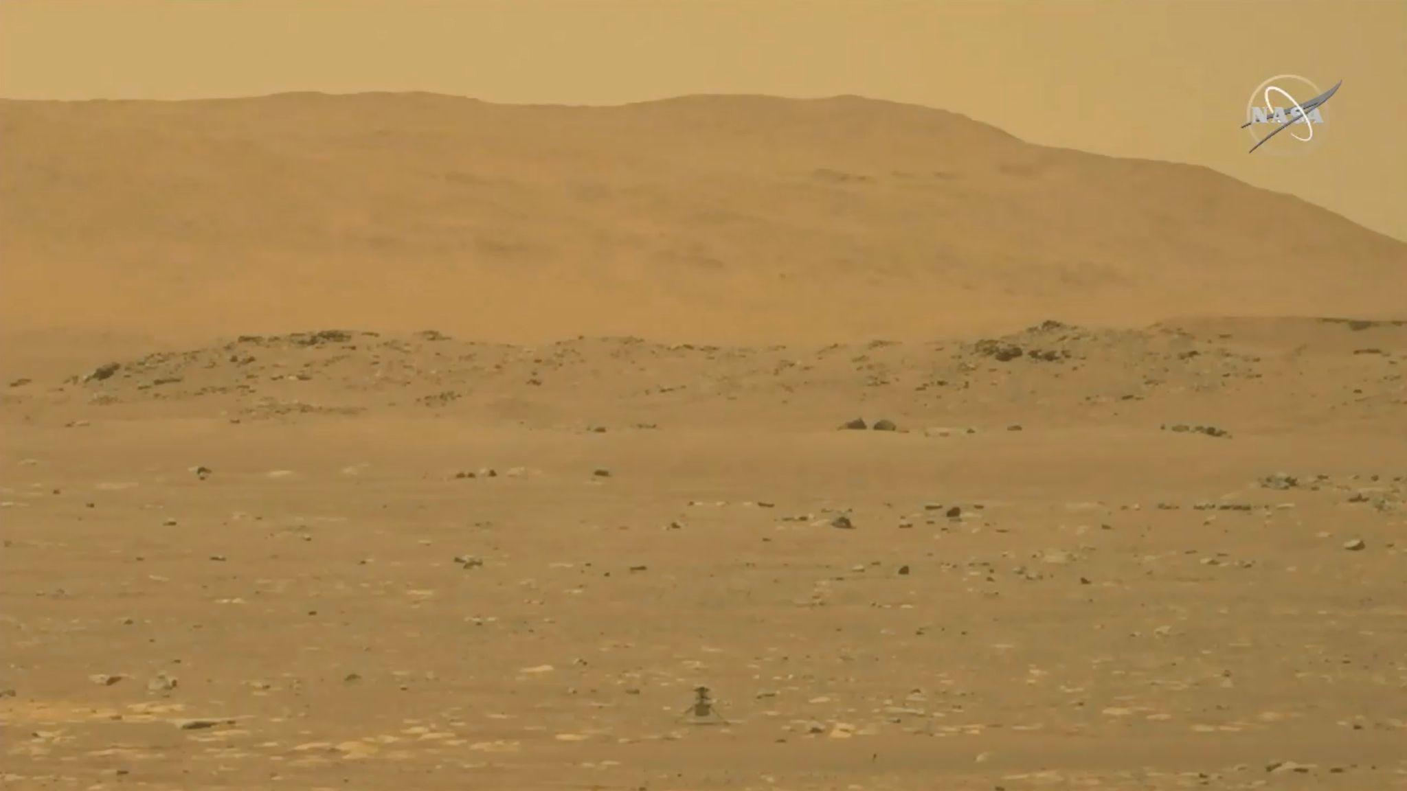 NASA ищет добровольцев для симуляции жизни на Марсе