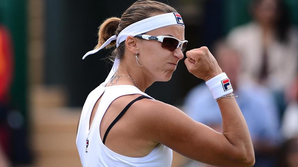 Шведова вышла в четвертьфинал микста US Open