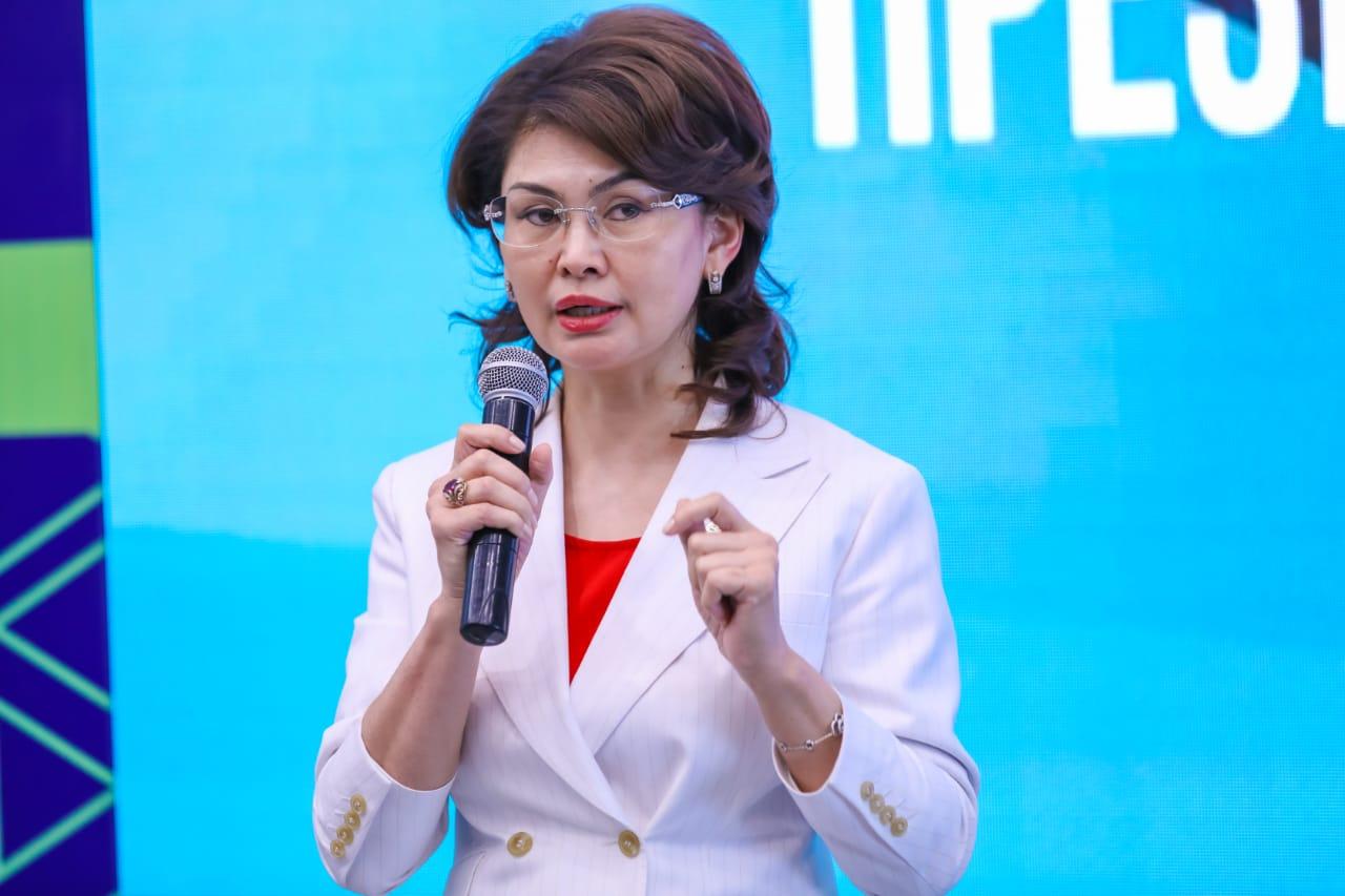 Аида Балаева встретилась с участниками Форума Президентского молодежного кадрового резерва