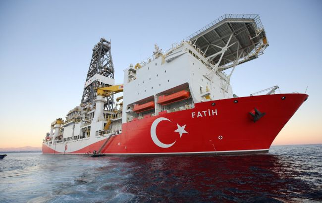Эрдоган сообщил об обнаружении крупного газового месторождения в Черном море