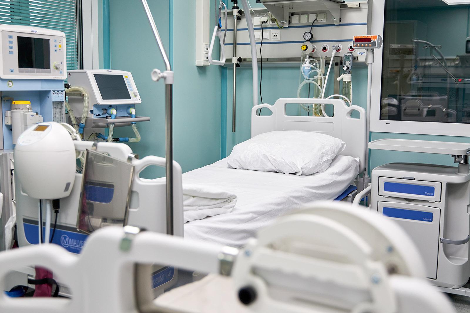 В Костанайской области занято 34% инфекционных коек