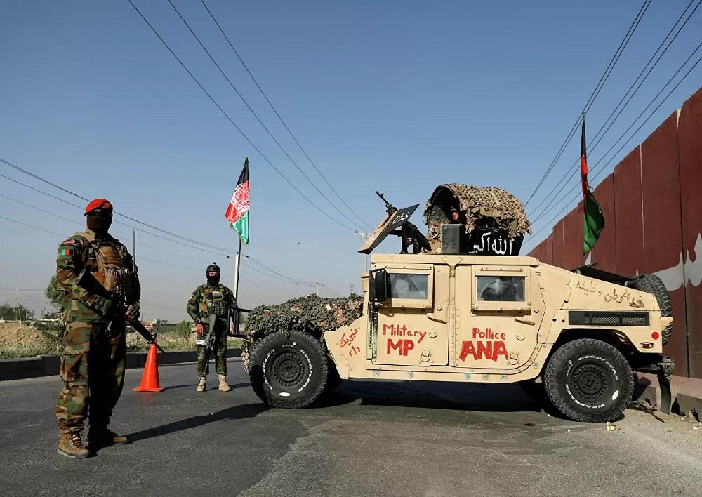 """В Афганистане ликвидировали главу """"теневой"""" администрации талибов"""