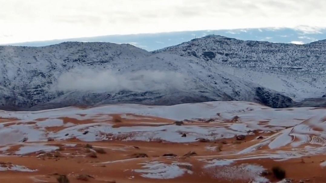 Климатолог: Аномальные морозы на юге Африки не повод для паники