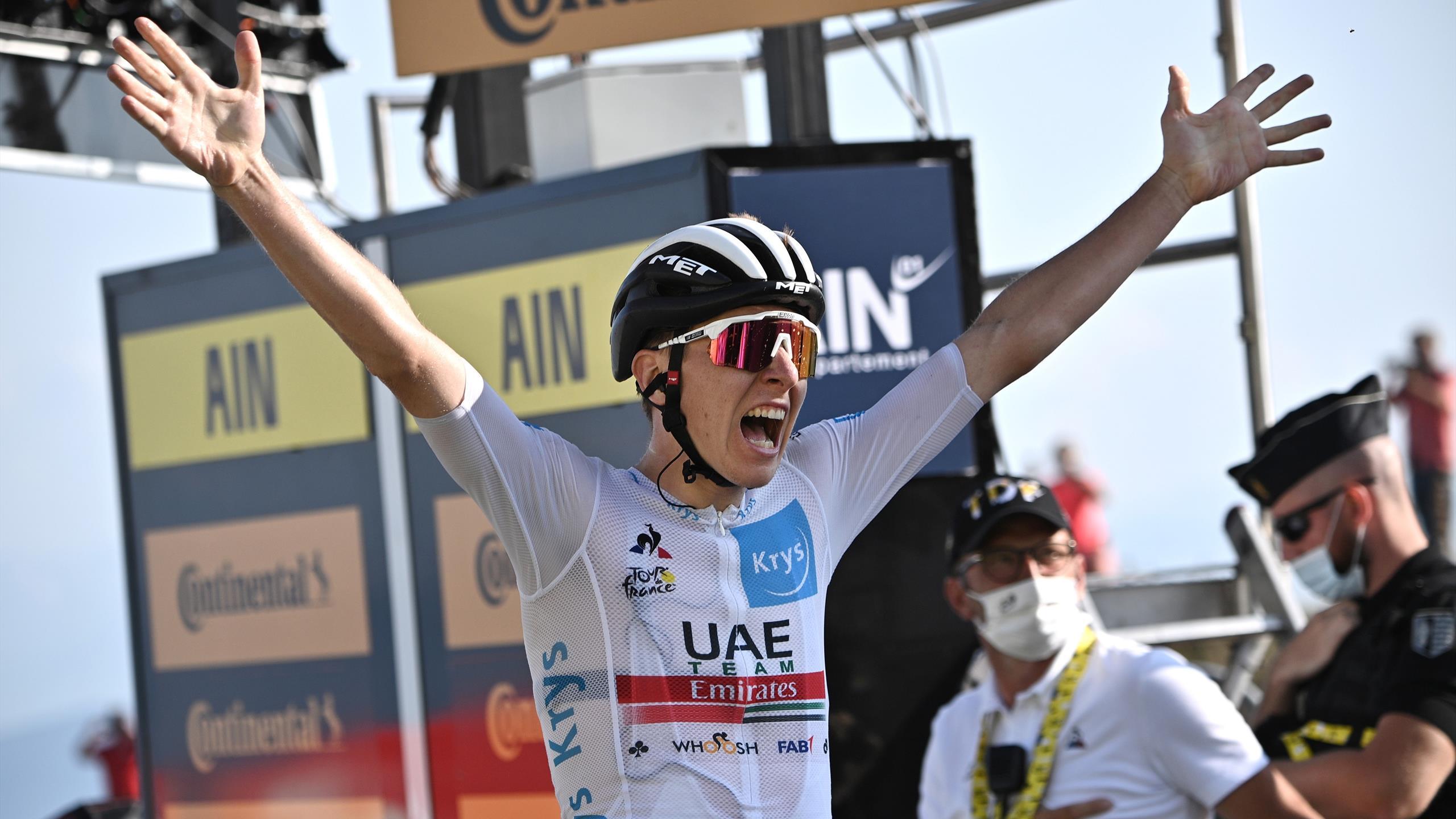 Почагар в одном этапе от второй победы на Тур де Франс подряд