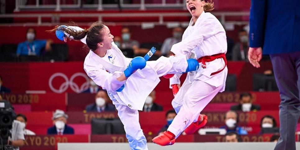 Казахстанские каратисты завоевали три золотых медали