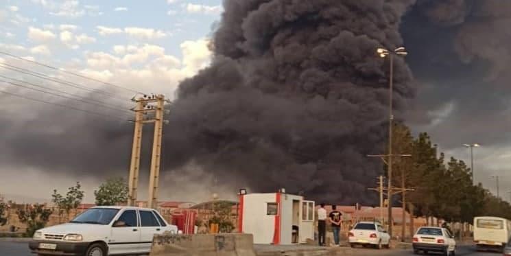 На химическом заводе в Иране прогремел взрыв