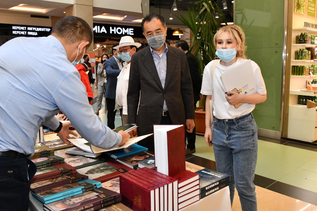 В Алматы проходит книжный фестиваль Kitap Fest