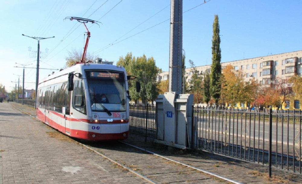 Павлодарские пожарные назвали причину, почему загорелся трамвай