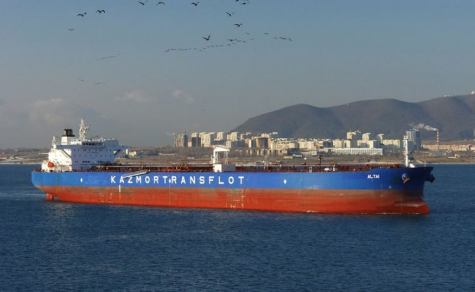 В «Казмортрансфлоте» дали разъяснение по ситуации с танкером Altai