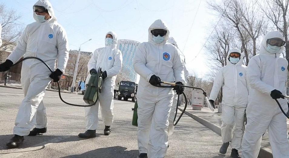 Коронавирус в Казахстане: Алматы и Нур-Султан по-прежнему лидируют по заражениям КВИ