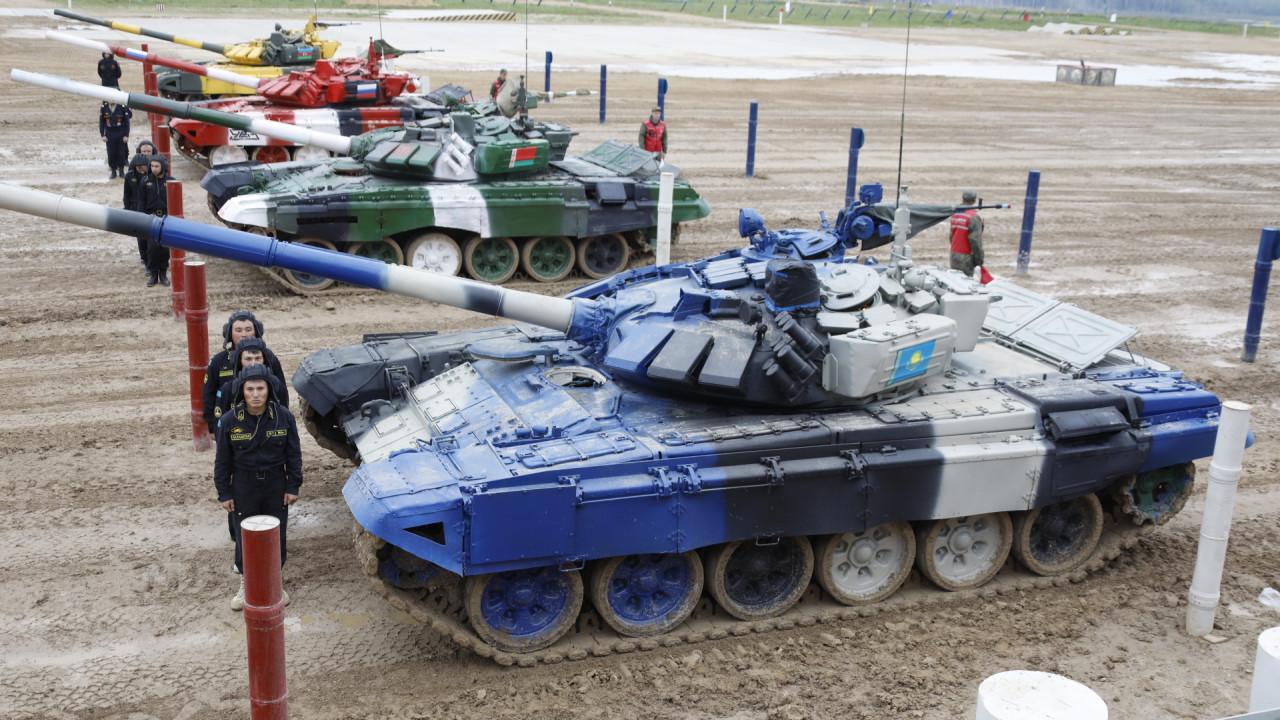"""Казахстан направит военных для участия в армейских международных играх """"АРМИ-2021"""""""