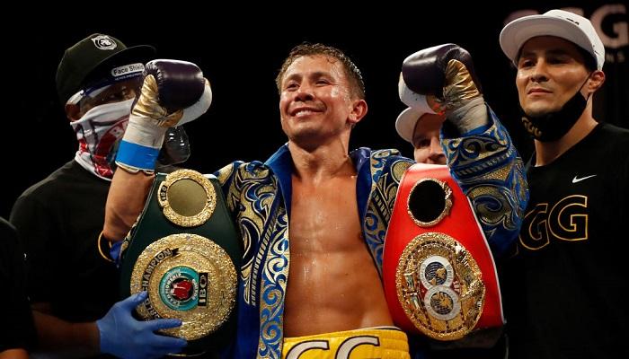 Головкин вернется на ринг в декабре