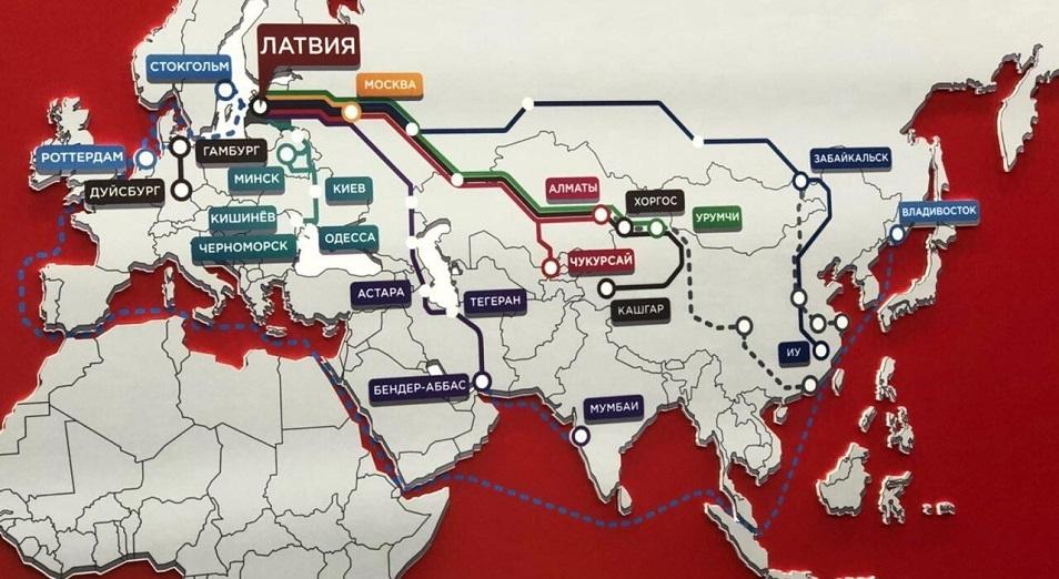 Международный транспортный коридор «Север – Юг» может быть запущен в 2023 году