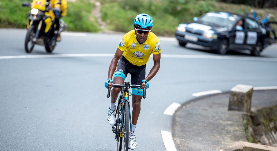Гонщик Astana – Premier Tech стал чемпионом Эритреи в разделке