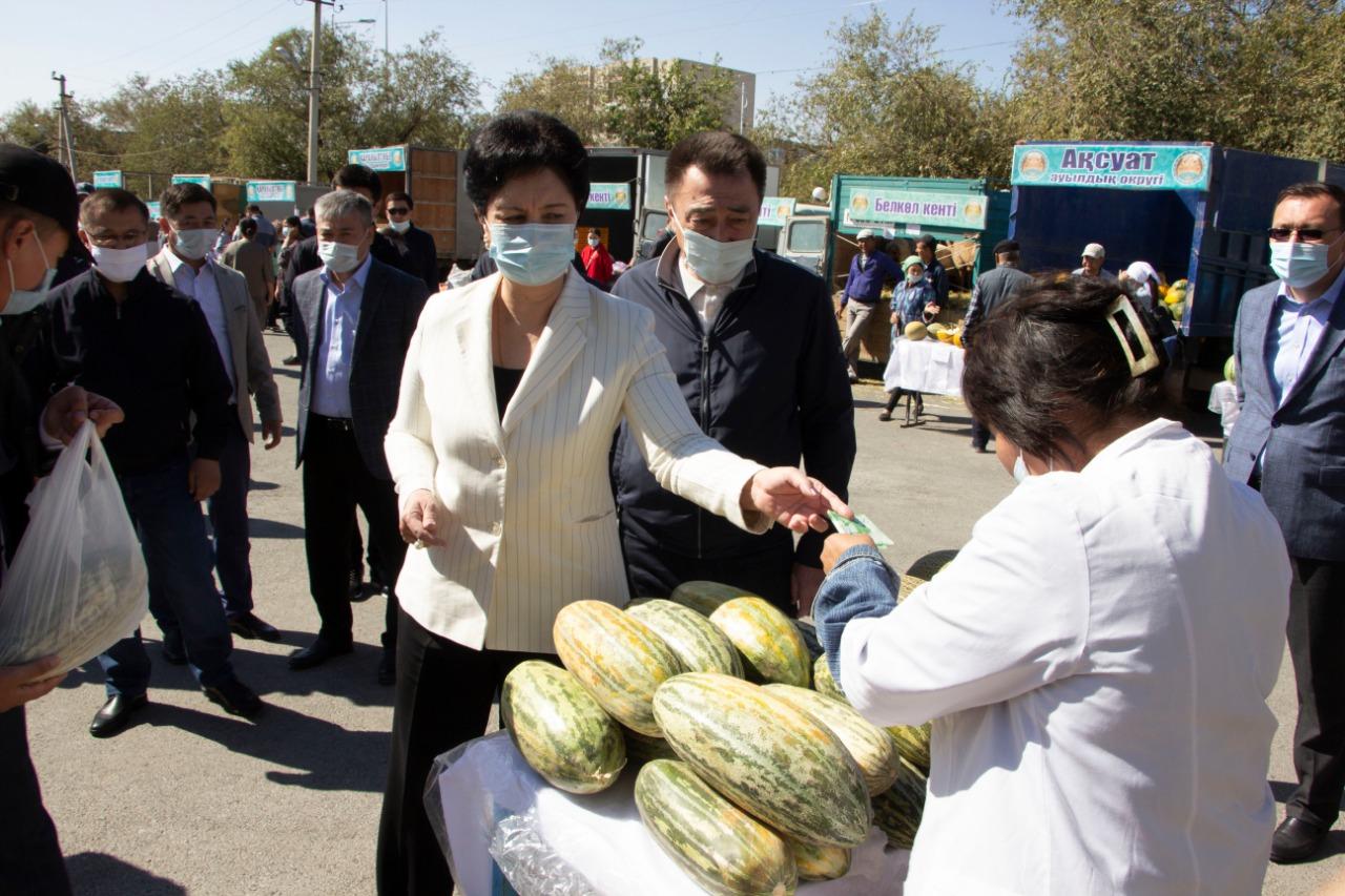 Аким Кызылординской области не требовала сдачи