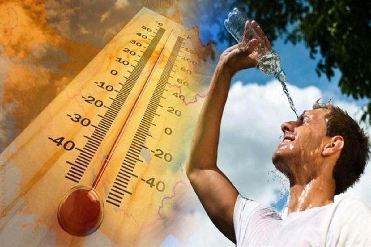 Прогноз погоды на 25 июля: на юге жара до +44
