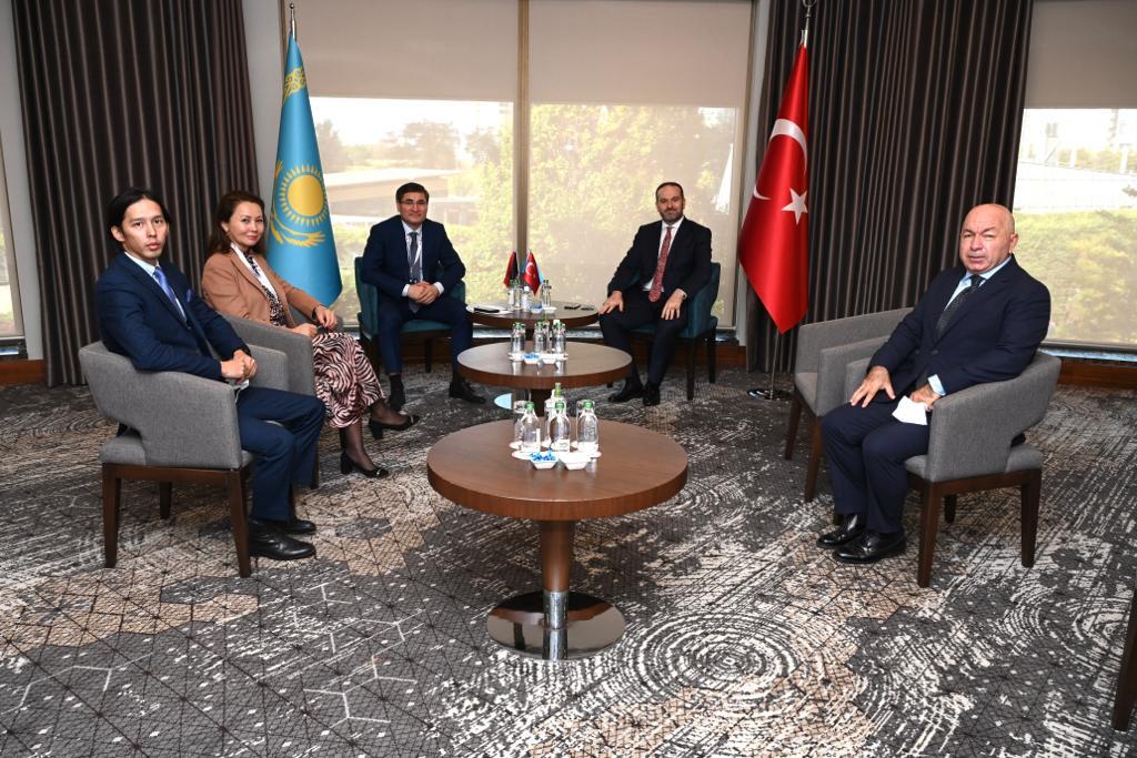 """Казахстан и Турция продолжат сотрудничество над телесериалом """"Коркыт Ата"""""""
