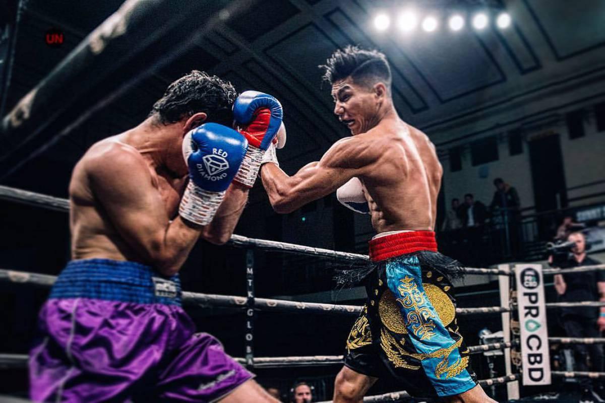 Вечер бокса от MTK Kazakhstan в Алматы: полное доминирование казахстанцев