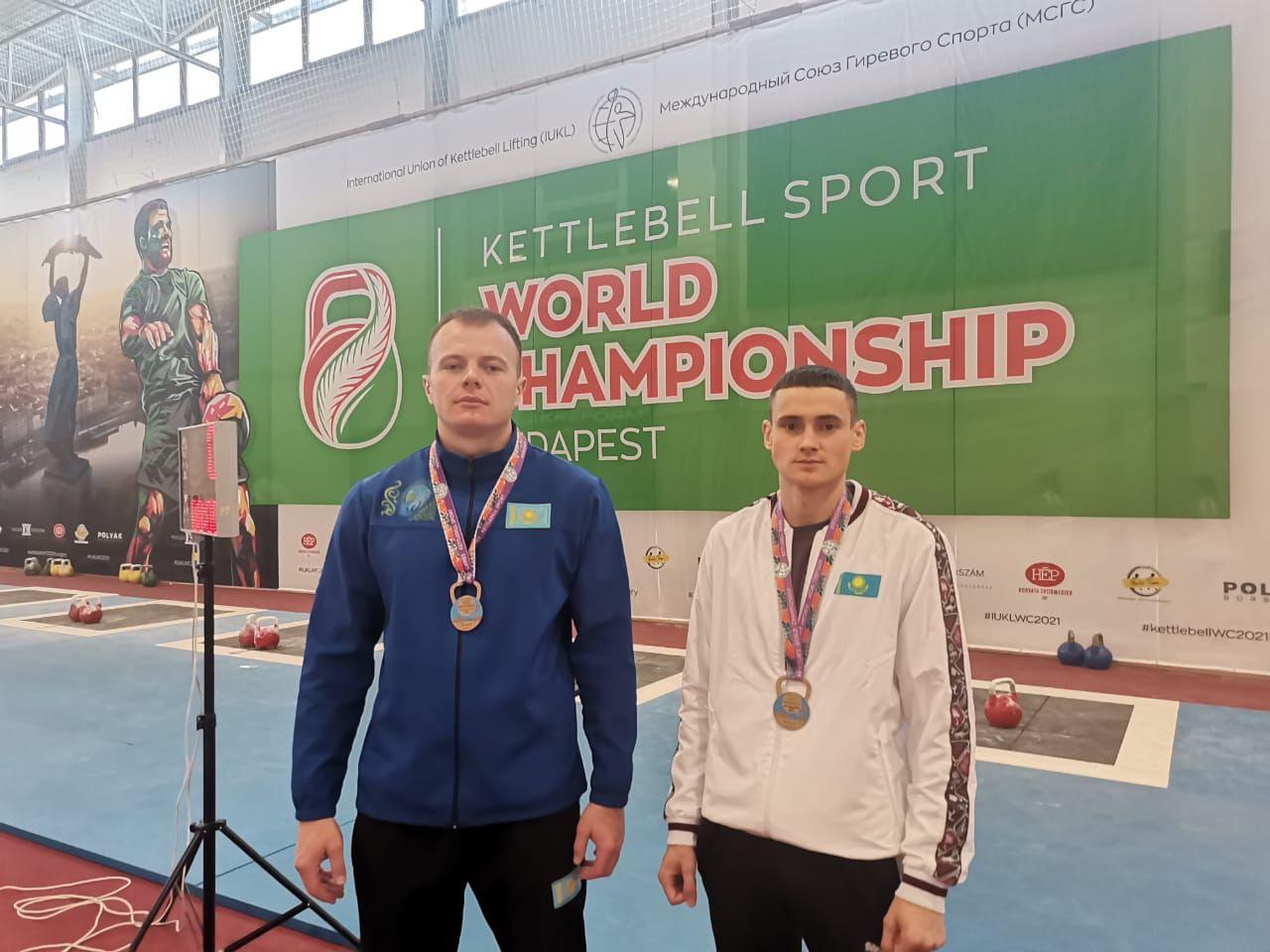Спортсмен из Акмолинской области стал чемпионом мира
