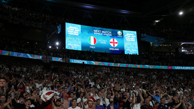 Финал Евро-2020 пройдет в Лондоне в воскресенье