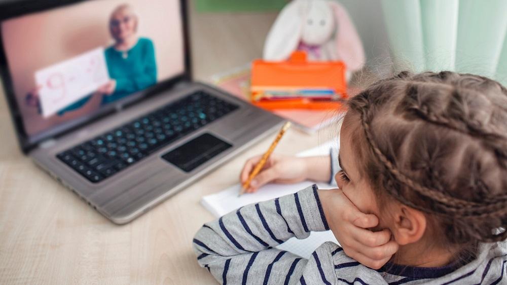В Атырау школьники могут обучаться в онлайн-режиме
