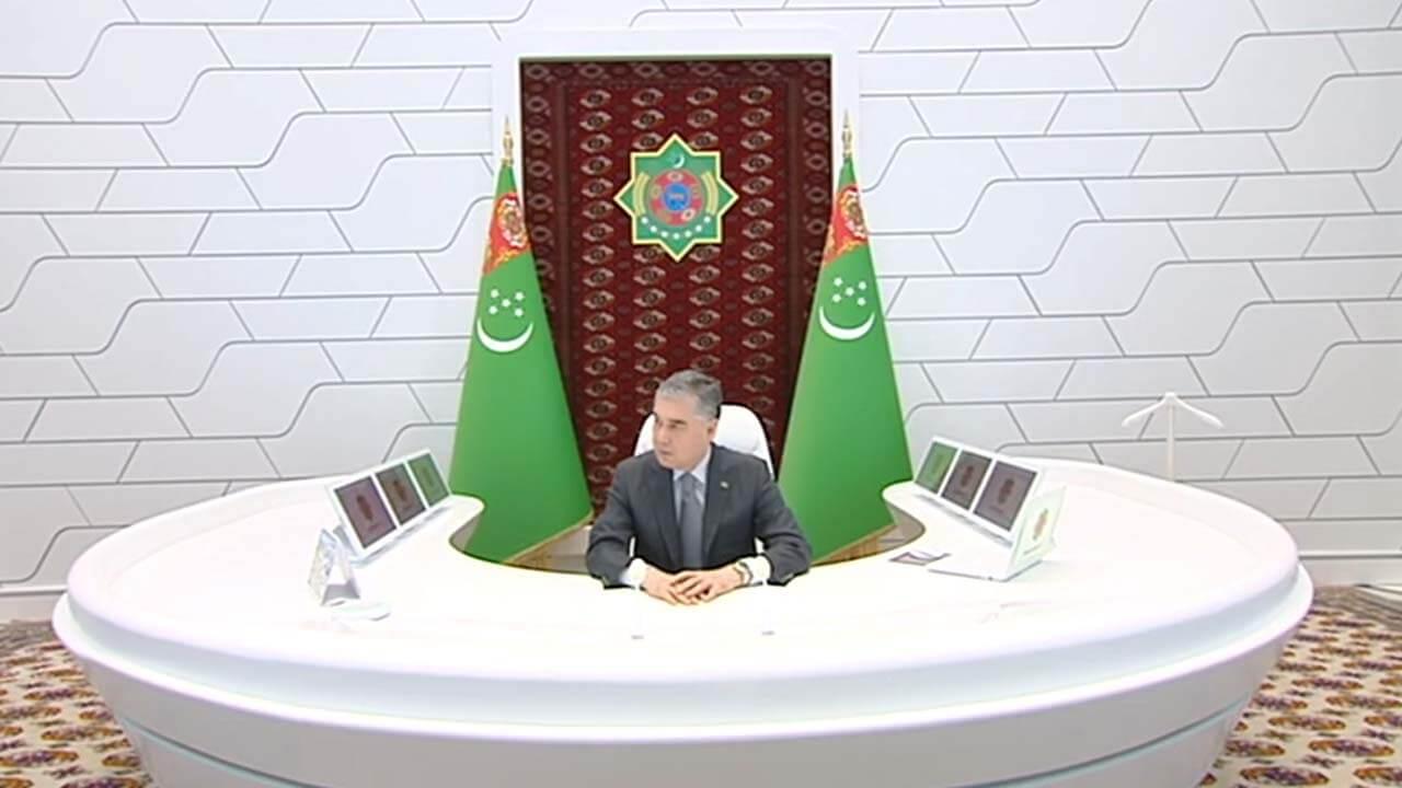 Туркменистан строит завод по выпуску собственной керамики и санфаянса