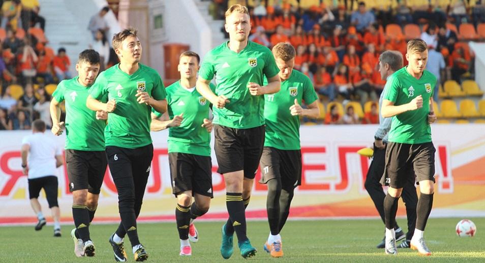 Эксперты: «Тобол» должен был остаться в меньшинстве в матче с «Кызылжаром»