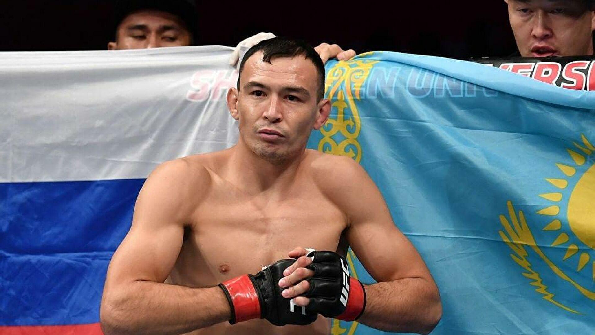 Исмагулов отомстил Алвесу за казахстанский флаг