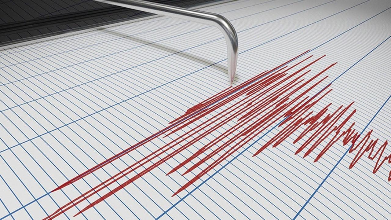 Близ Алматы произошло землетрясение силой 3,5 балла