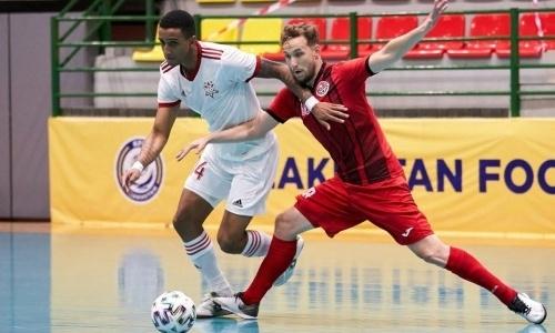 «Актобе» дважды отыгрался в первом матче бронзовой серии с «Аятом»