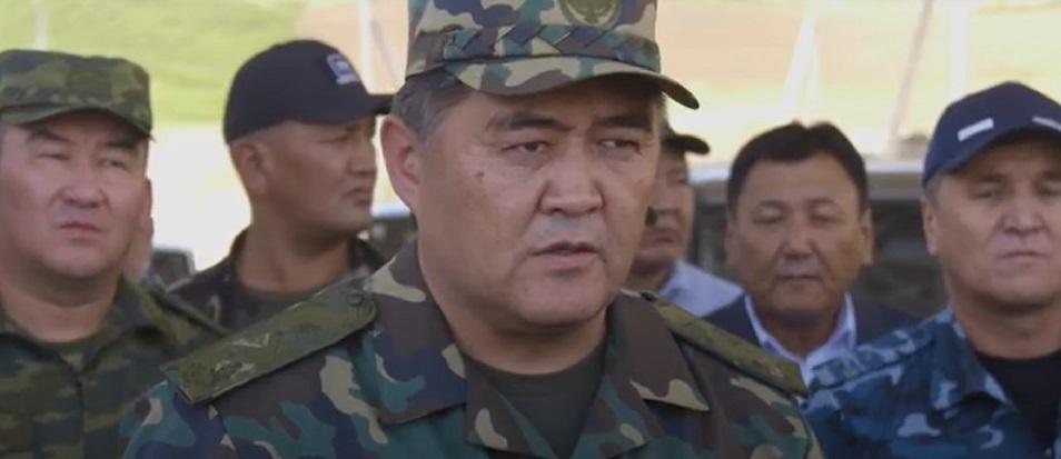 Глава ГКНБ Кыргызстана: Пограничный вопрос решен положительно