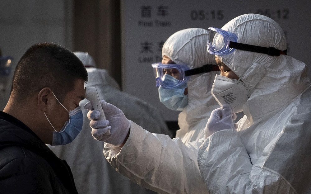 За прошедшие сутки зарегистрировано 1058 новых случаев заболевания КВИ
