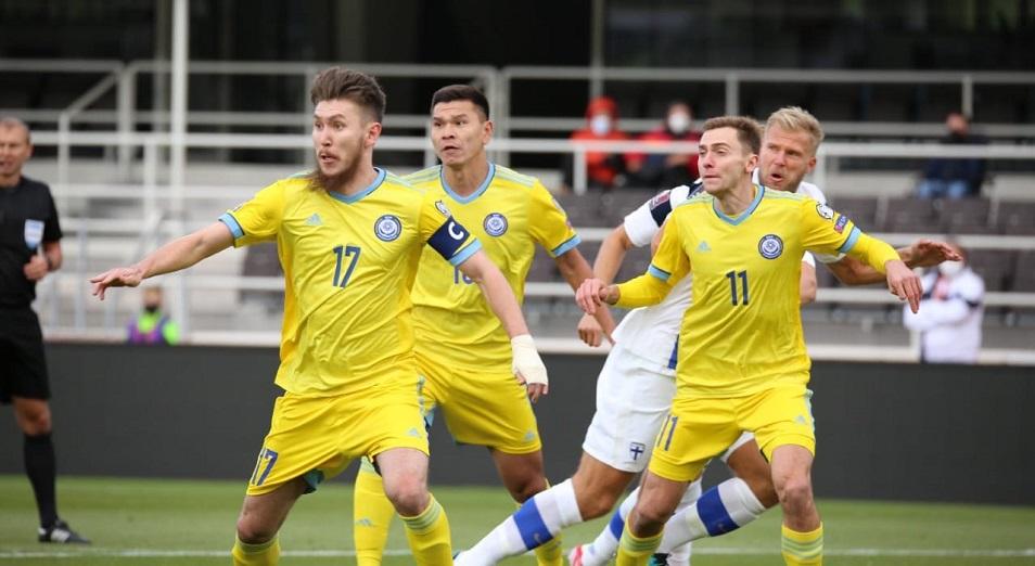 Отбор ЧМ-2022: Финны стали теневыми лидерами после победы над Казахстаном