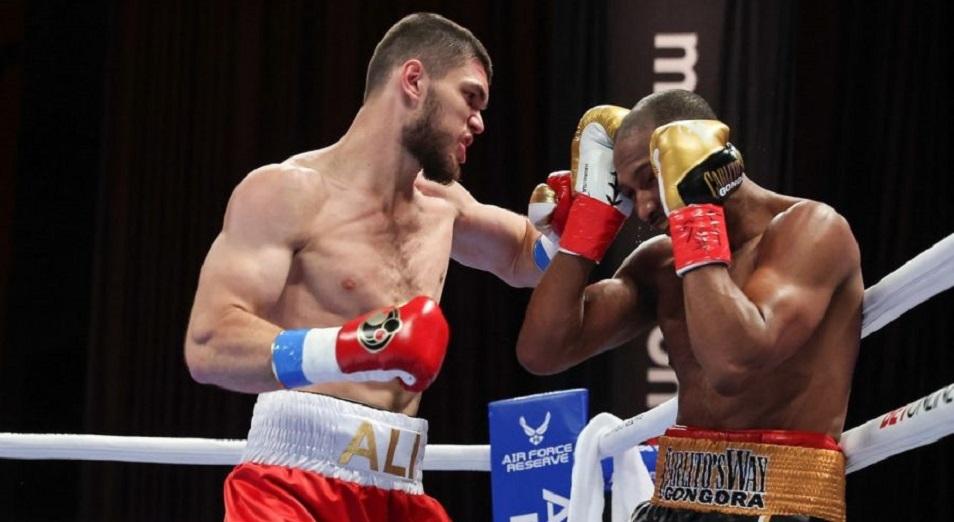 Коронавирус сорвал возвращение Ахмедова в ринг