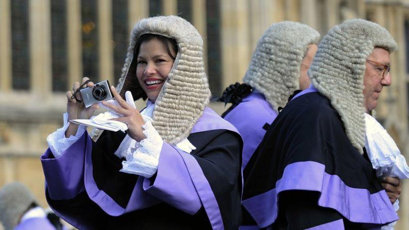 Суды Великобритании уходят в Zoom