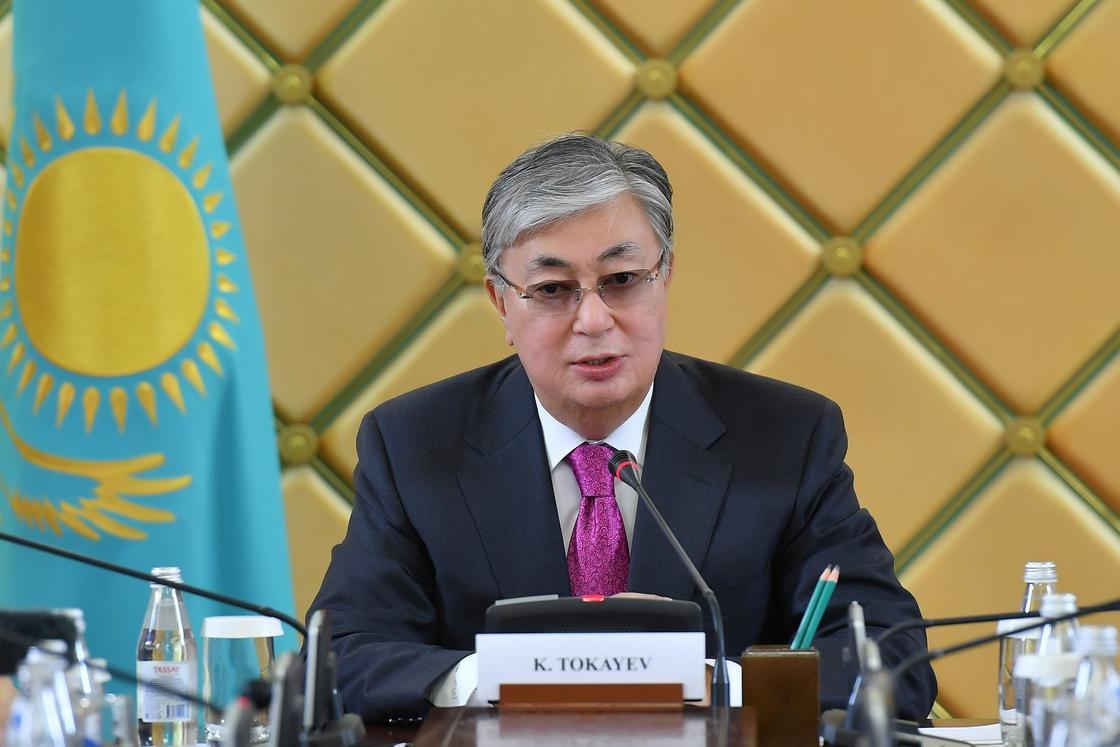 Президент Казахстана Касым-Жомарт Токаев выразил солидарность с американцами в связи с 20-й годовщиной терактов 11 сентября