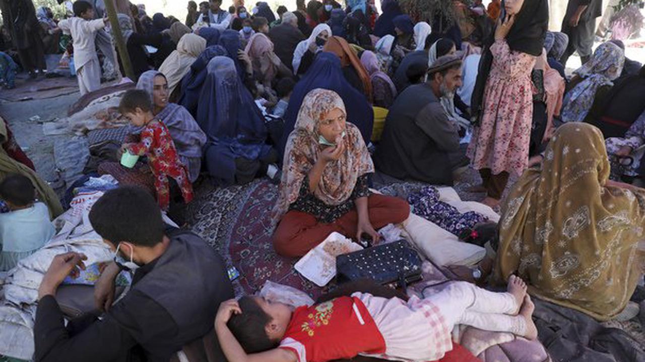 В ряде иностранных посольств в Кабуле царит хаос