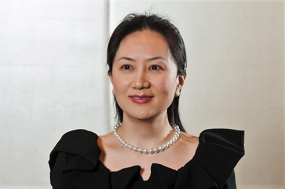 Освобожденная в Канаде финдиректор Huawei прибыла в Китай