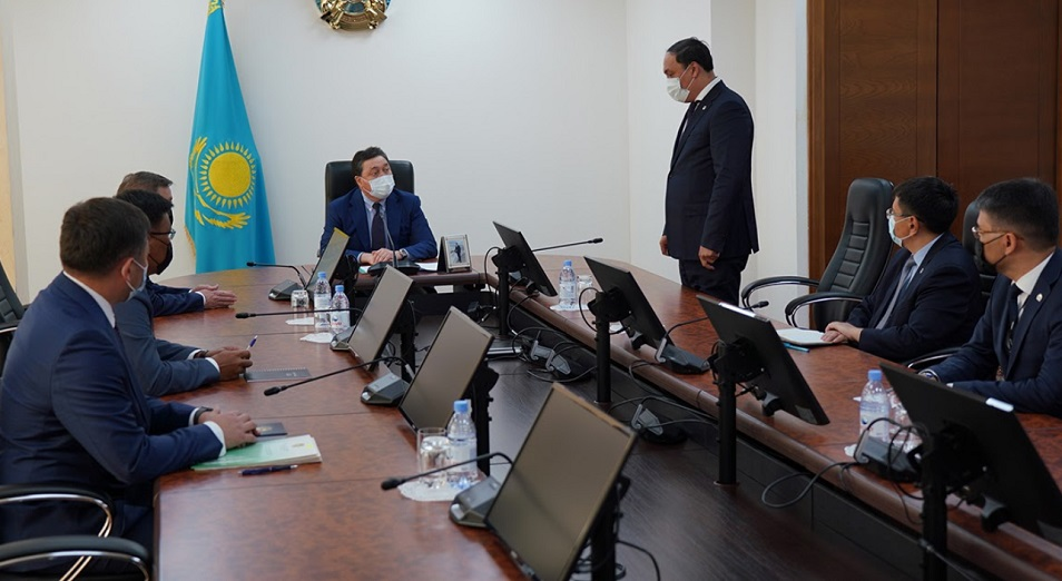 Исполняющим обязанности министра сельского хозяйства назначен Ербол Карашукеев