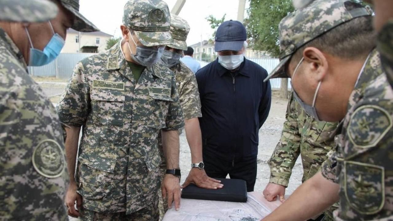 Минобороны РК подтвердило информацию еще об одном взрыве в Таразе