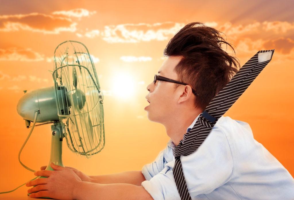 На большей части территории Казахстана ожидается сильная жара, местами гроза