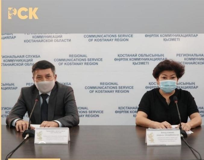 В Костанайской области вакцинировано 300 тысяч человек
