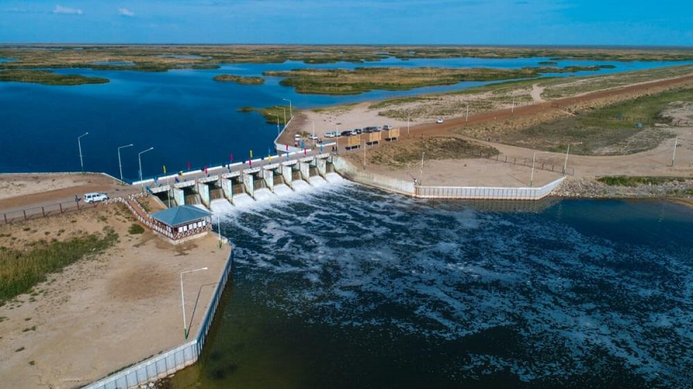 Кыргызстан и Таджикистан сбросят Казахстану дополнительный объем воды