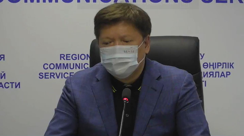 В Атырауской области усугубляется эпидситуация