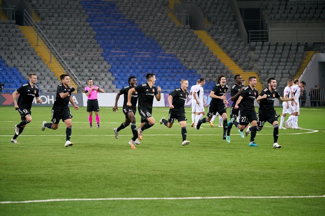 Казахстан сохранил свое место в рейтинге коэффициентов УЕФА