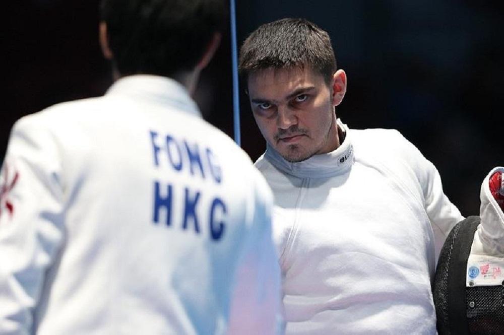 Казахстанский фехтовальщик доволен условиями в Токио