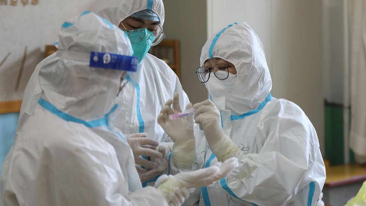 Загруженность инфекционных коек в Павлодарской области составляет чуть более 43%